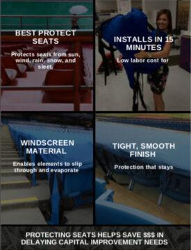 Aegis™ Seat Shield Capabilities