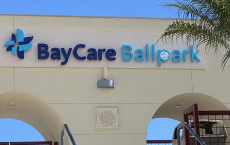 BayCare Ballpark Channel Letters